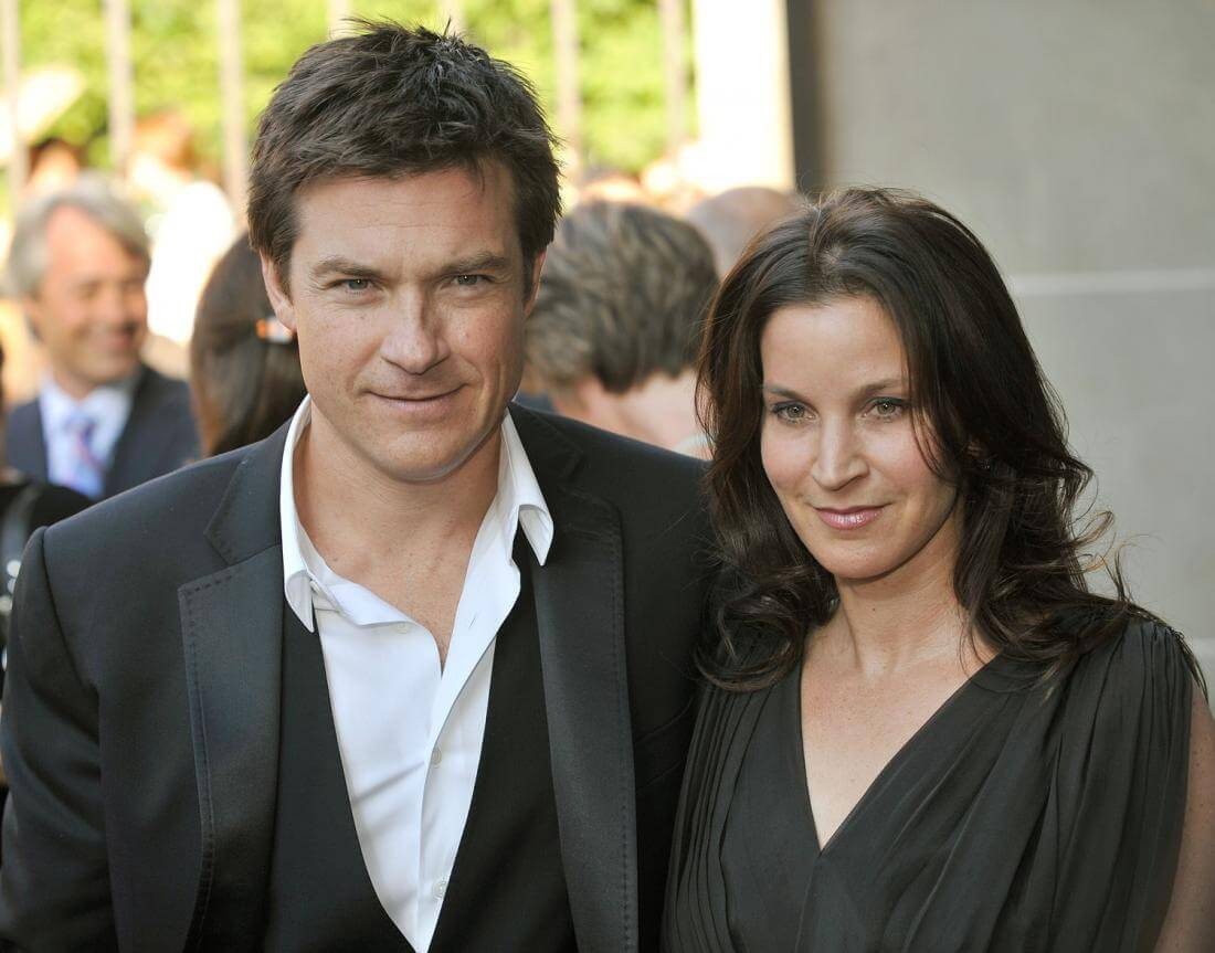Jason Bateman with Amanda