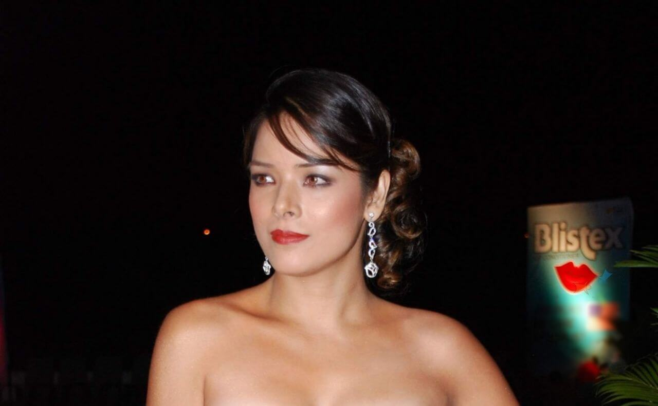 Super Hot Udita Goswami at Fair One Miss Mumbai Finals